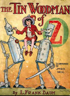 "magic and gender in frank baums novels john dough and the cherub and the marvelous land of oz The magic of oz author: l frank baum them with stories of the land of oz however, ""the magic of oz"" is john dough, with chick the cherub as."